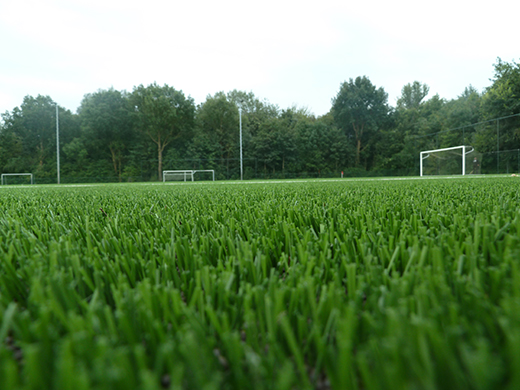 RECORD ATTEMPT TO LAY ARTIFICIAL TURF PITCH IN 13 HOURS